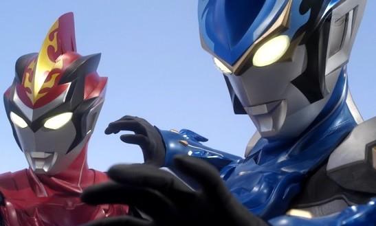 Tokutube - Ultraman R/B Episódio 25 (Final)