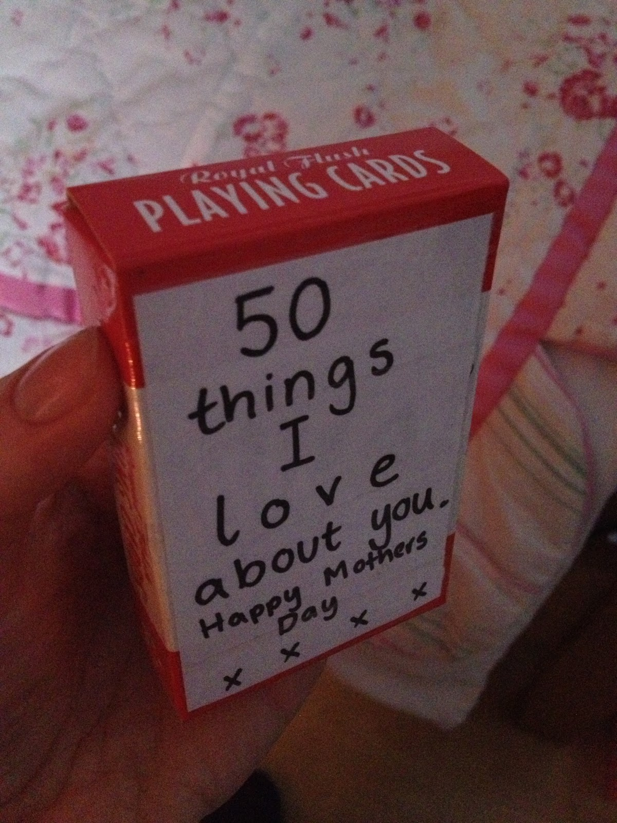 50 52 Things I Love About You