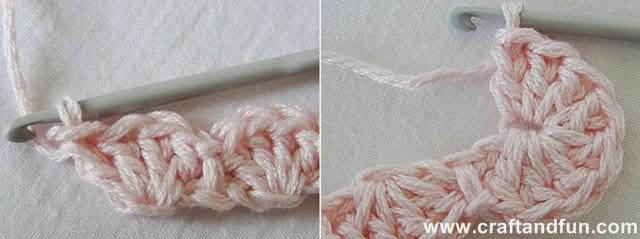 Riciclo Creativo  Craft and Fun Crochet Neonati Fascia