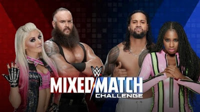 Watch WWE Mixed Match Challenge S01E08