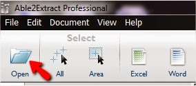 Able2Extract Professional 8 Software