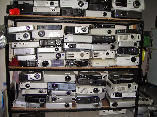 Sửa máy chiếu Kon Tum 1