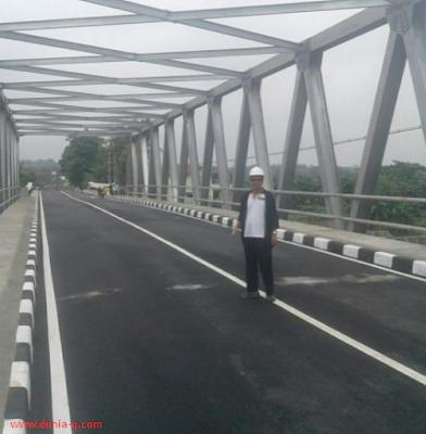 jembatan Cipamingkis baru