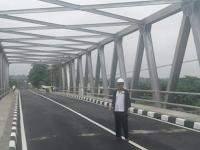 Jembatan Cipamingkis Jonggol Baru Resmi Dibuka