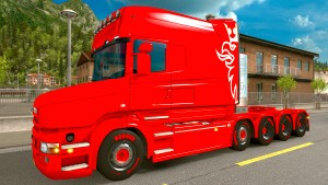 Scania T 1.8