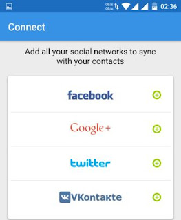 sync photos from Facebook