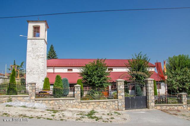 St. Dimitrij, Bukovo, Macedonia