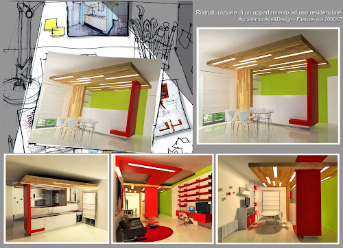 Anna Molisani _ interior designer: PROGETTO d\'ARREDO_ ...
