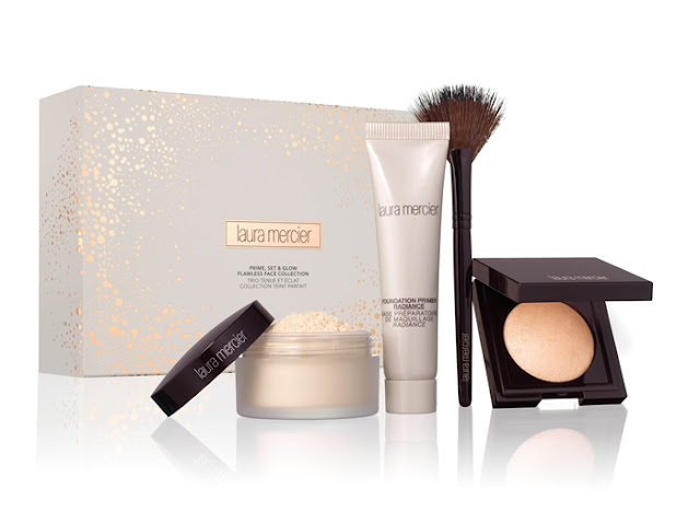 Laura Mercier, Holiday 2018 Collection, City Of Lights, Laura Mercier Malaysia, Flawless Face Collection, Laura Mercier Makeup,  Laura Mercier Body Care, Beauty