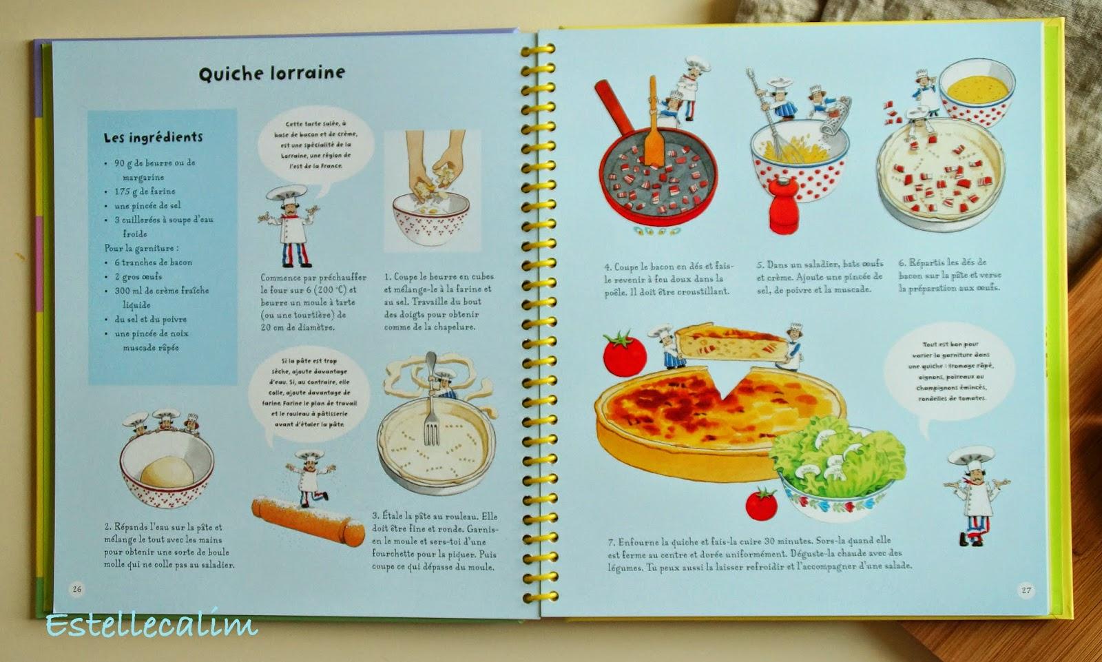 Lire relire ne pas lire un livre de cuisine pour for Cuisiner pour des amis