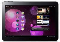 4G LTE Samsung Galaxy Tab 10.1 for Verizon