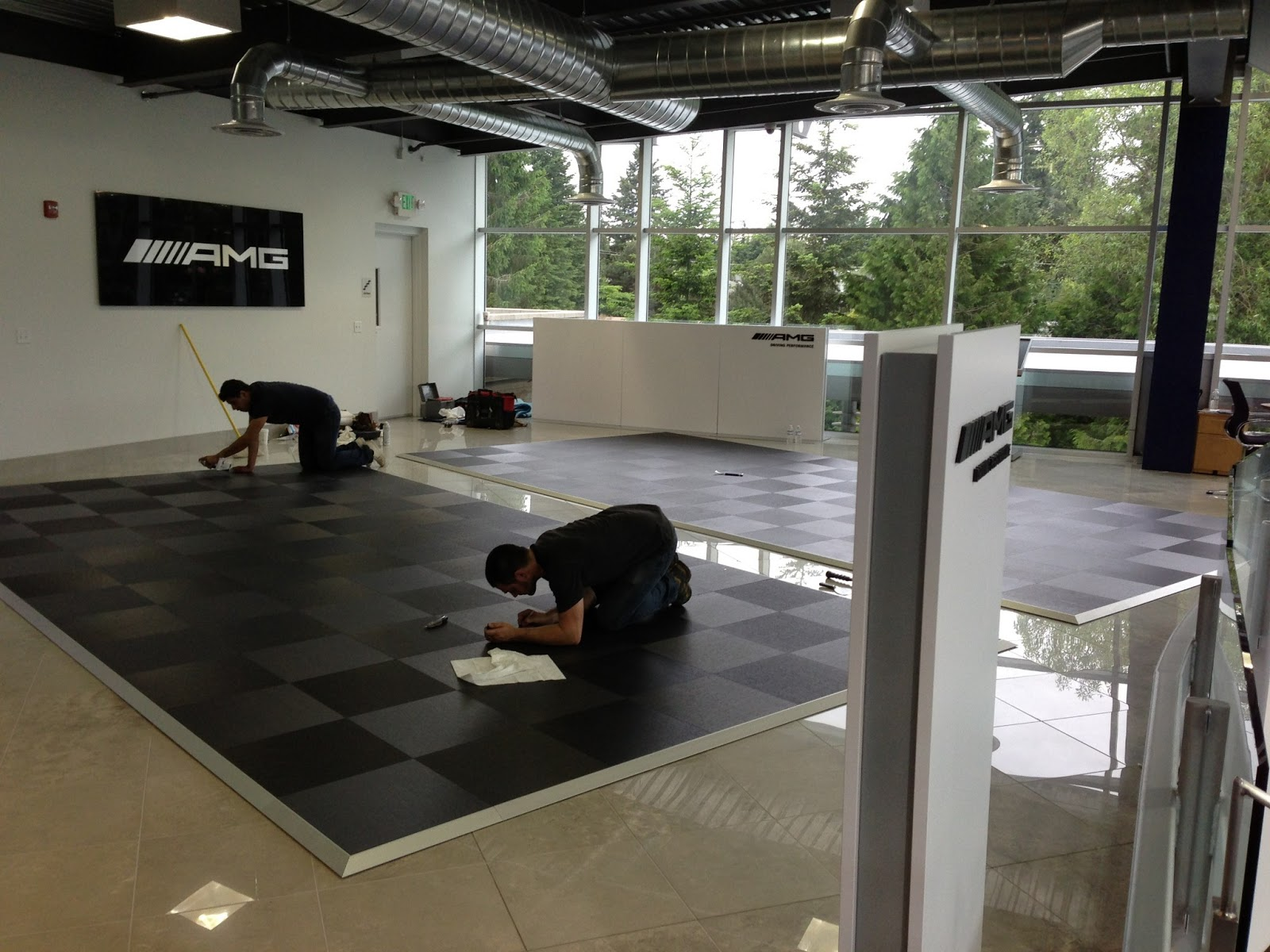 Amg Performance Center At Mercedes Benz Of Lynnwood