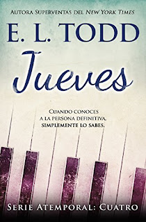 Jueves (Atemporal 4)- E. L. Todd