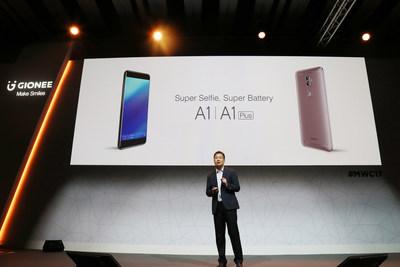 Gionee lanza la nueva línea de dispositivos A1/A1 Plus centrados hacia las selfies