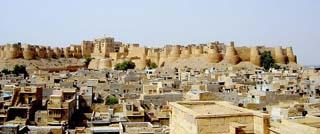 Jaisalmer Fort in Jaisalmer, Rajasthan