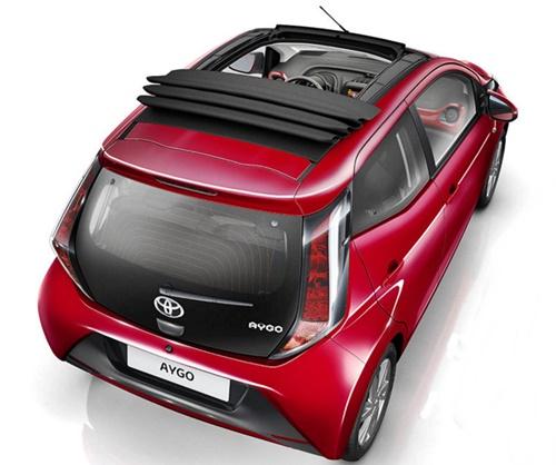 2015 Toyota Aygo X-Pression With X-Wave