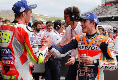 Setelah Umumkan Kontrak Lorenzo, Ducati Bocorkan Akan Curi Marquez dari Honda
