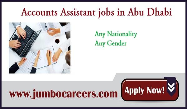 Abu Dhabi latest careers 2018, Find recent jobs in Abu Dhabi,