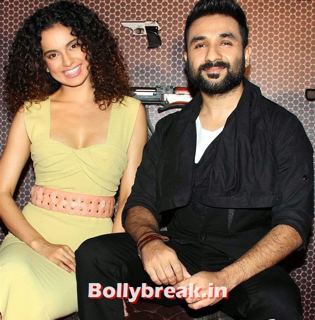 Kangana Ranaut and Vir Das, Check Out Kangana Ranaut's new Avatar - Revolver Rani