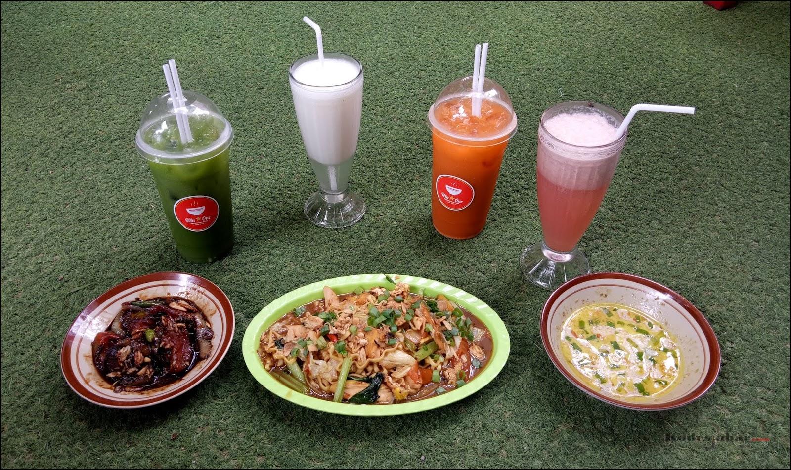 Mastarone Dapoernya Soto, Tempat Kuliner Buat Soto Lover di Bandung