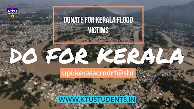 kerala flood donations news