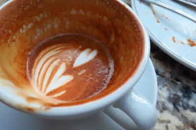 Tiong Bahru Bakery, coffee