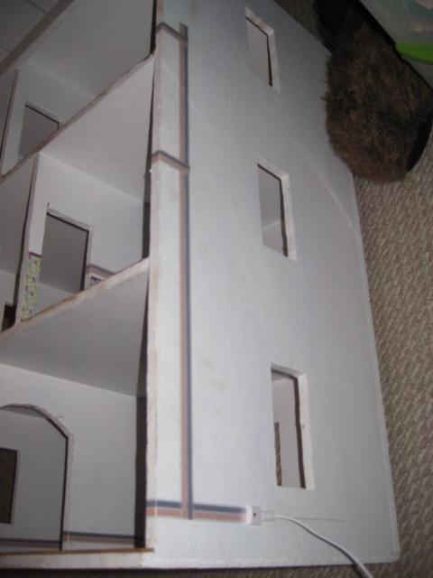 Dollhouse Wiring Tape