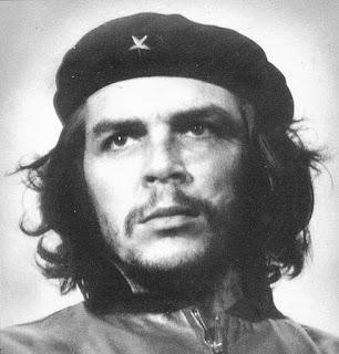 La icónica imagen del Che no podía faltar en este artículo.