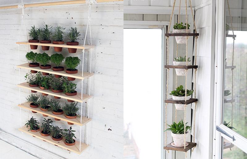 finalmente um espaço para as plantinhas ;-)