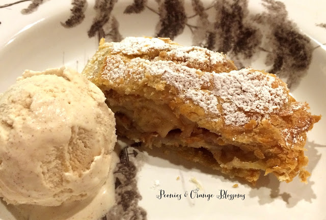 Traditional apple strudel recipe perfect for Oktoberfest