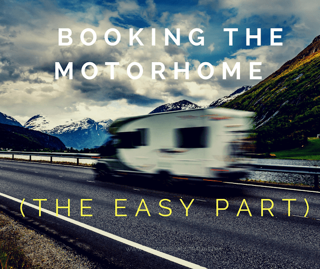 motorhome campervan hire vs car hire - which one to choose?