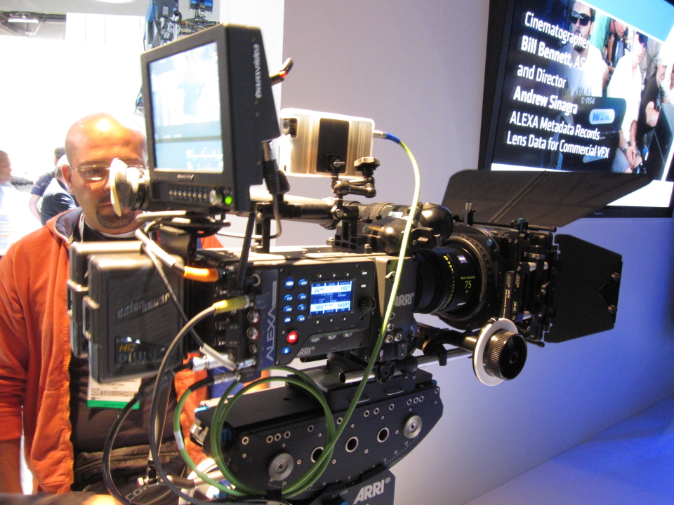 Video Gear Nab Show 2013 Part 2 The Reason To Go