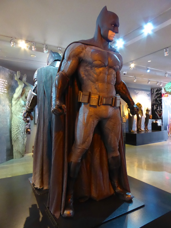 Ben Affleck Grey Batsuit Batman v Superman