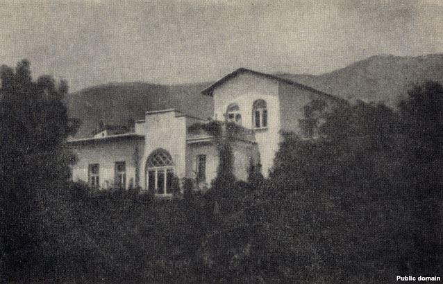 Дача Чехова в Ялте