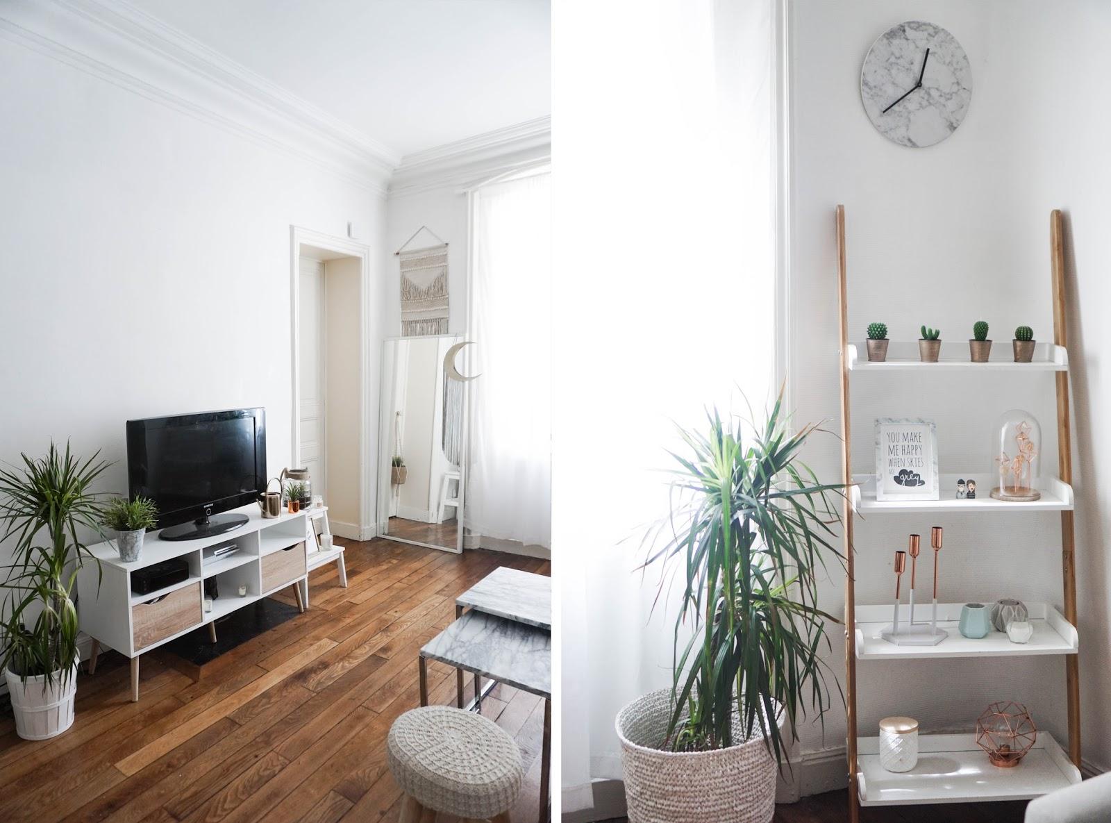 Notre appartement parisien alicia mechani blog mode et lifestyle sur paris - Appartement parisien decoration ...