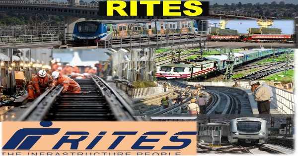 RITES Recruitment 2018 Engineering Professionals (37 Vacancies)