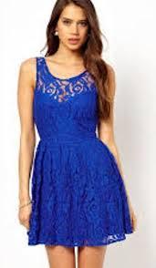 Vestido azul fica bom para casamento no civil?