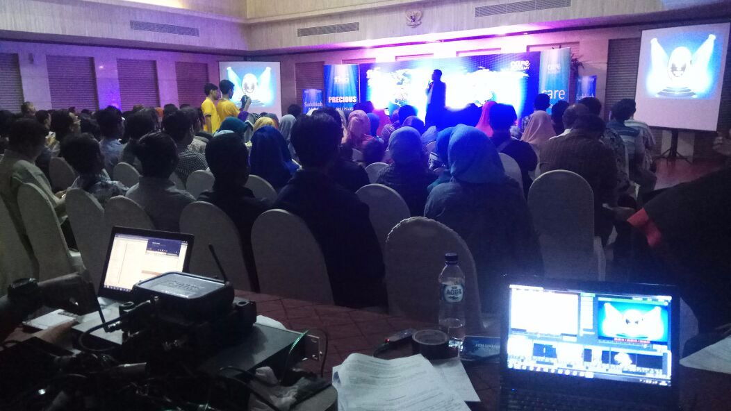 Precious Seminar Bisnis FKC Syariah Tulung Agung