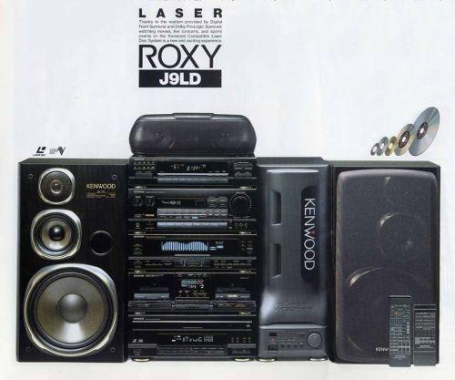 KENWOOD ROXY J9LD (1990)