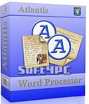 Atlantis Word Processor 1.6.6.5 + Key