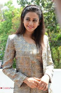 Actress Rakul Preet Singh Latest Picture Gallery in Short Dress  0004.JPG
