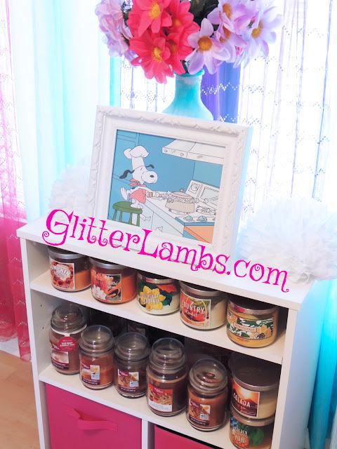 Glitter Craft Room by Glitter Lambs