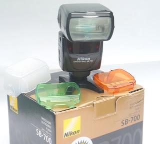 Jual Flash Nikon SB700 Bekas