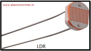 Varistor,LDR रेसिस्टर