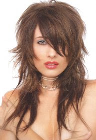 trendy haircuts ideas long hair with short layers