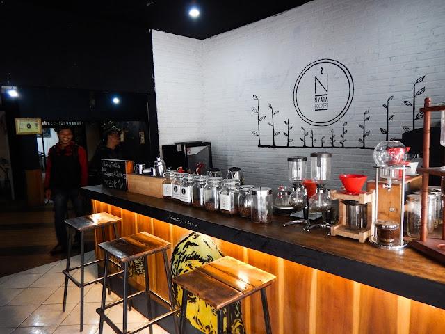 Kafe Nyata Kopi Bagian dari IBC dan IS/Dok. Pribadi