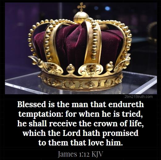 Image result for Crown of Life kjv