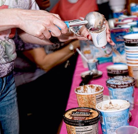 Vegan Ice Cream Samples