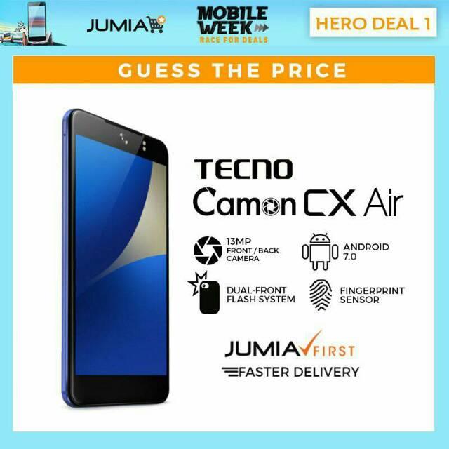 Tecno Camon CX Air gets New OTA Update KemTechie t