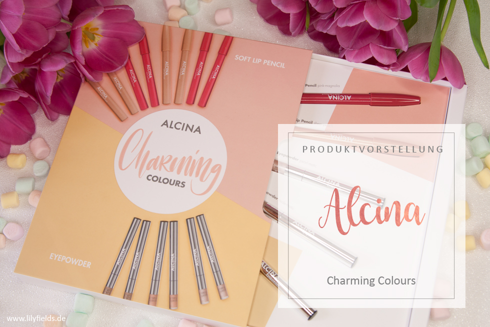 Alcina - Charming Colours - Review